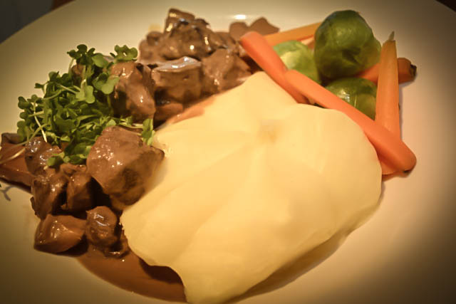 Winter Warmer Venison Stew