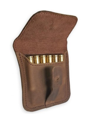 Rifle pouch resized 6 bullets