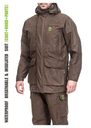 Argo winther suit green