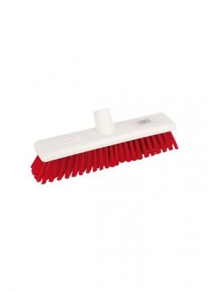 Soft Red Broom Head
