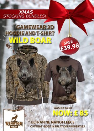 Gamewear bundle wild boar