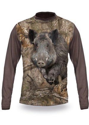 Wild boar 3dx