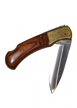Folding Knife Brass